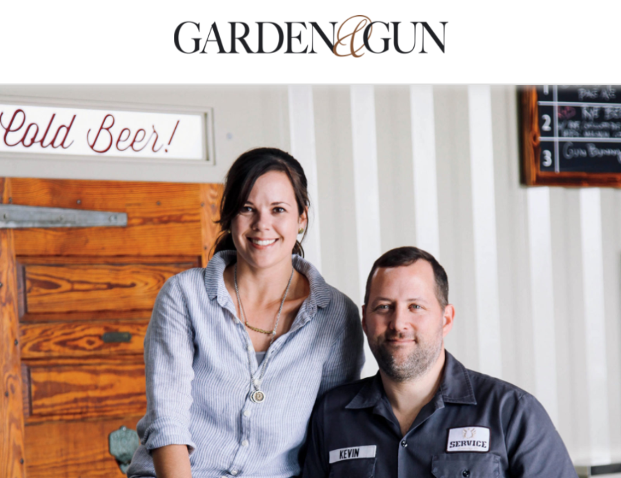 Savannah's Welcome Committee – Garden & Gun