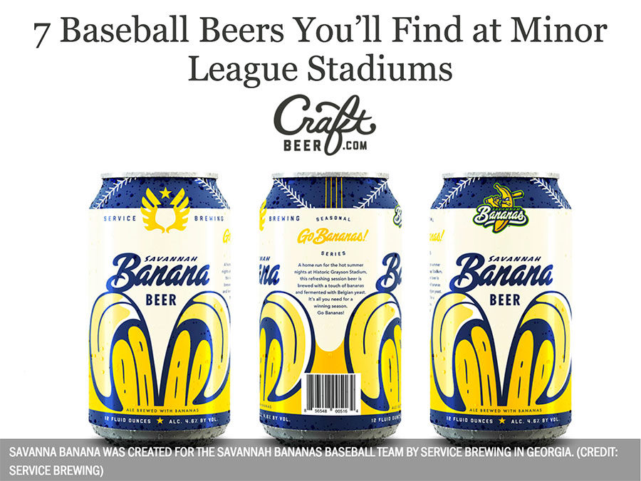 7 Baseball Beers – CraftBeer.com