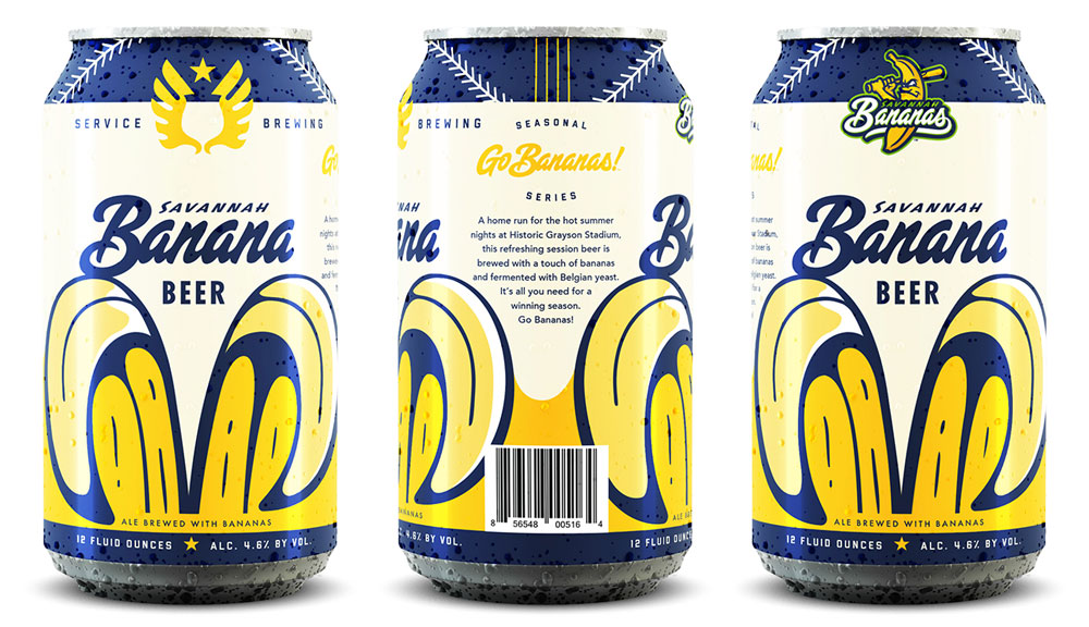 savannah banana beer